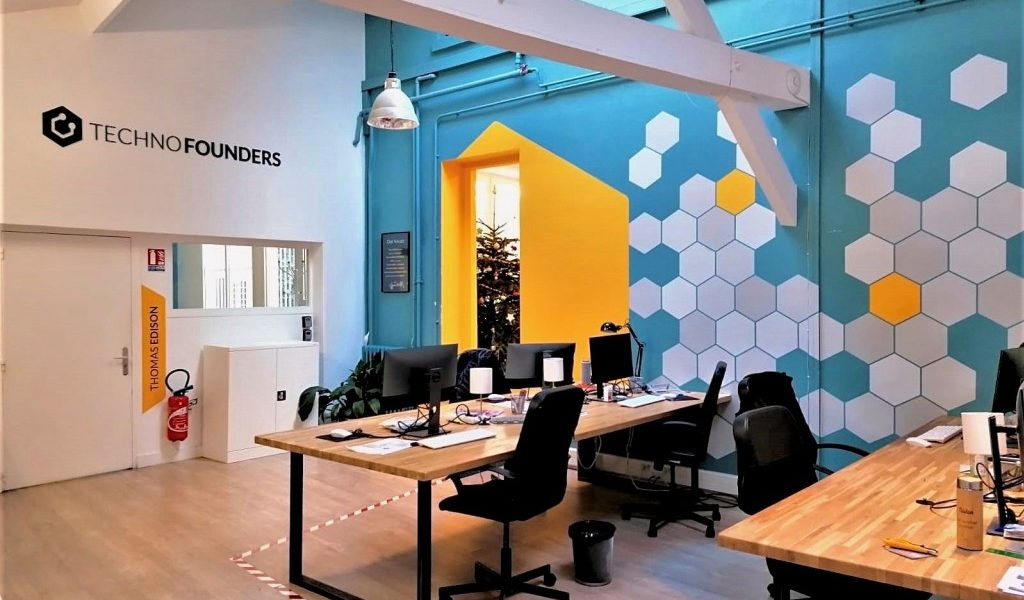 Locaux de Technofounders