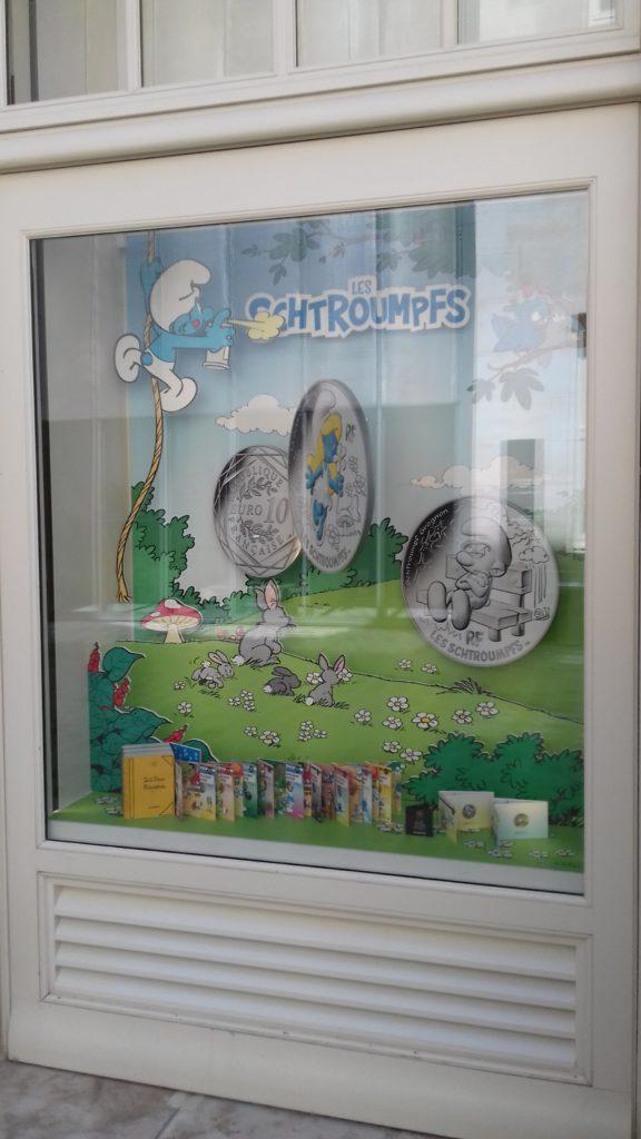 vitrine décorative