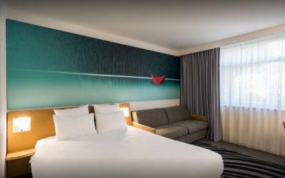 toile tendue hotel